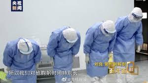 """""""希望找到病变,及时反馈给临床""""——专访首例新冠肺炎患者遗体解剖主刀医生刘良"""