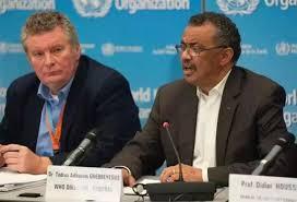 世卫组织:防控新冠疫情须成为所有国家的当务之急