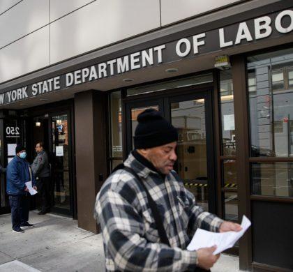 美国新冠疫情造成失业2200万   华人企业及其失业员工积极应对