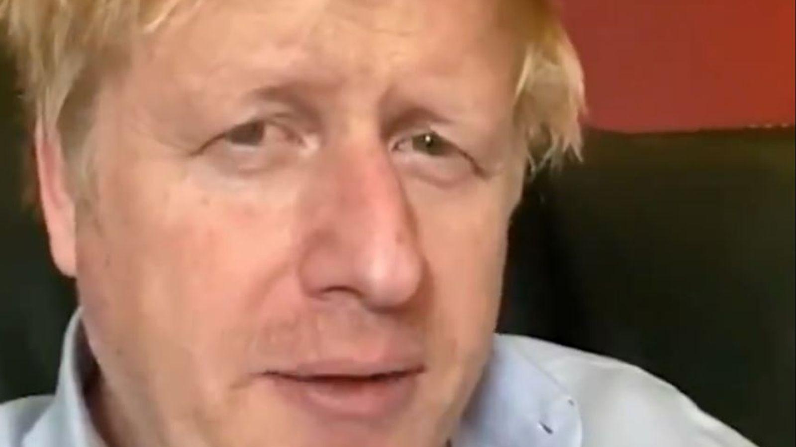 英国首相约翰逊被转入重症监护室