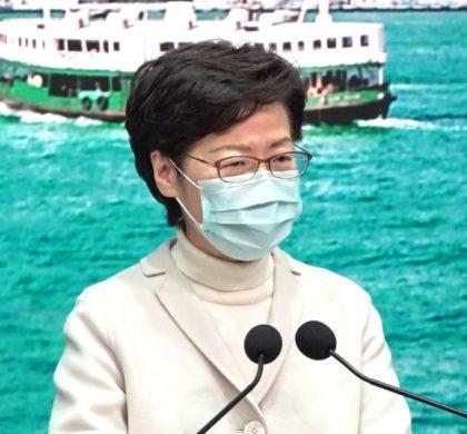 """香港启用最大规模最大胆举措战""""疫"""""""