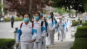 中国与世卫组织联合启动公益筹款项目共抗疫情