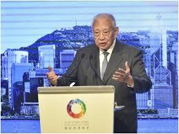 """董建华就""""港区国安法""""表态:香港决不可成为国家安全短板"""