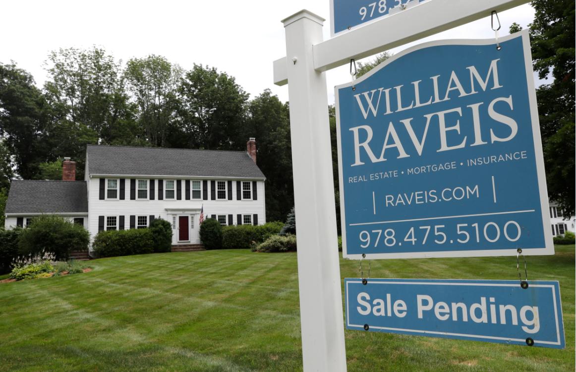 美国楼市最坏情况已经过去?5月待售房屋销售创下历史纪录