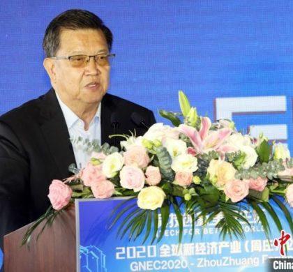 龙永图:中国和美国完全可以找到合作的共同点