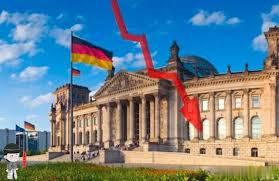 德国第二季度经济环比下滑10.1%
