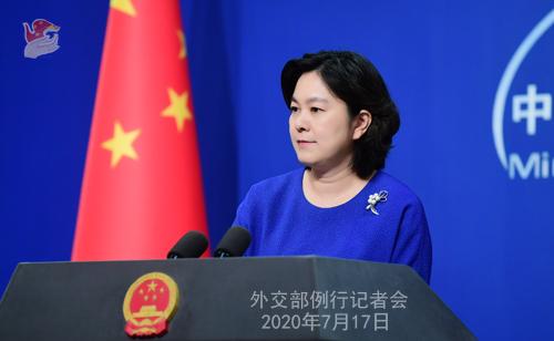 中国外交部:中国经济呈现逐步回稳态势,对世界经济是利好消息
