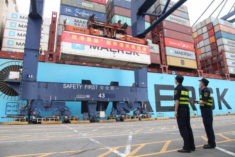 深圳外贸连续正增长 机电产品出口回暖加快