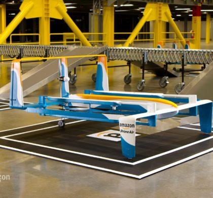 亚马逊商用无人机获批 30分钟即可送货上门
