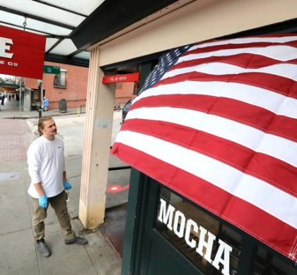 美国上周近120万人首次申请失业救济好于预期