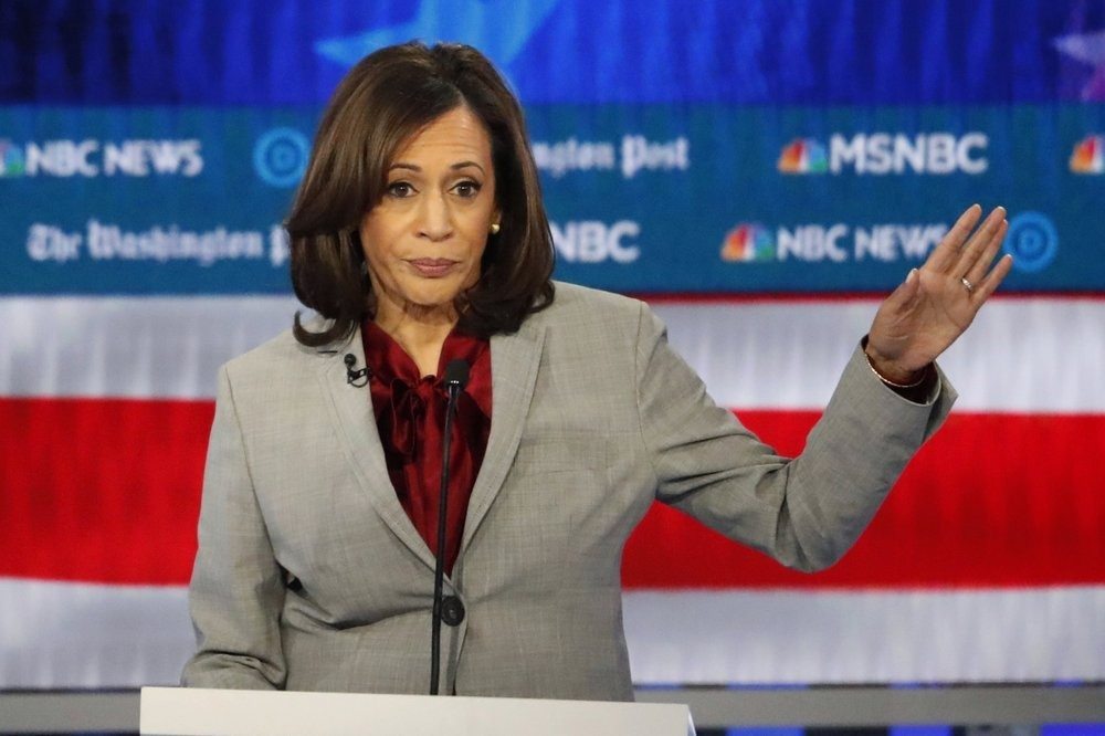 开创美少数族裔女性历史 贺锦丽成为拜登竞选副手