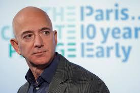 """亚马逊CEO贝佐斯抛售超30亿亚马逊股票 今年""""套现""""超去年两倍"""