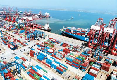 7月中国服务出口增速转正