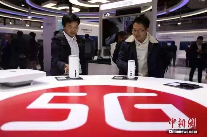 中国加大5G建设投资 加快关键芯片等核心技术攻关