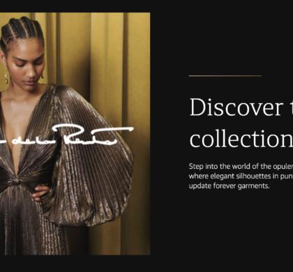 实体零售的又一重击?亚马逊推奢饰品时尚平台