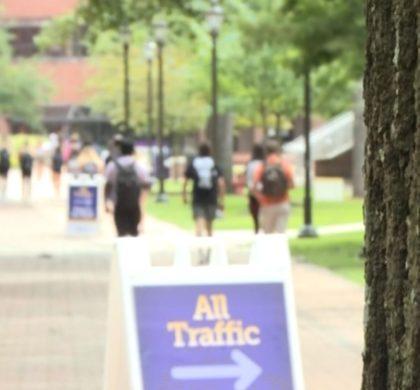 美国大学执行新冠禁令愈加严格 阿拉巴马大学处分630多名学生