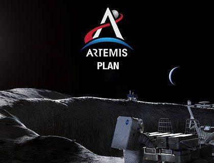 NASA公布280亿元登月计划 2024将送首位女性登上月球