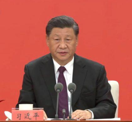 习近平出席深圳经济特区建立40周年庆祝大会并讲话