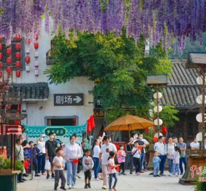 中国6.37亿人次国内游客激活国庆中秋长假旅游市场
