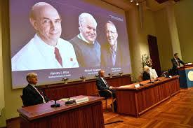三名科学家共获诺贝尔生理学或医学奖:因发现丙型肝炎病毒