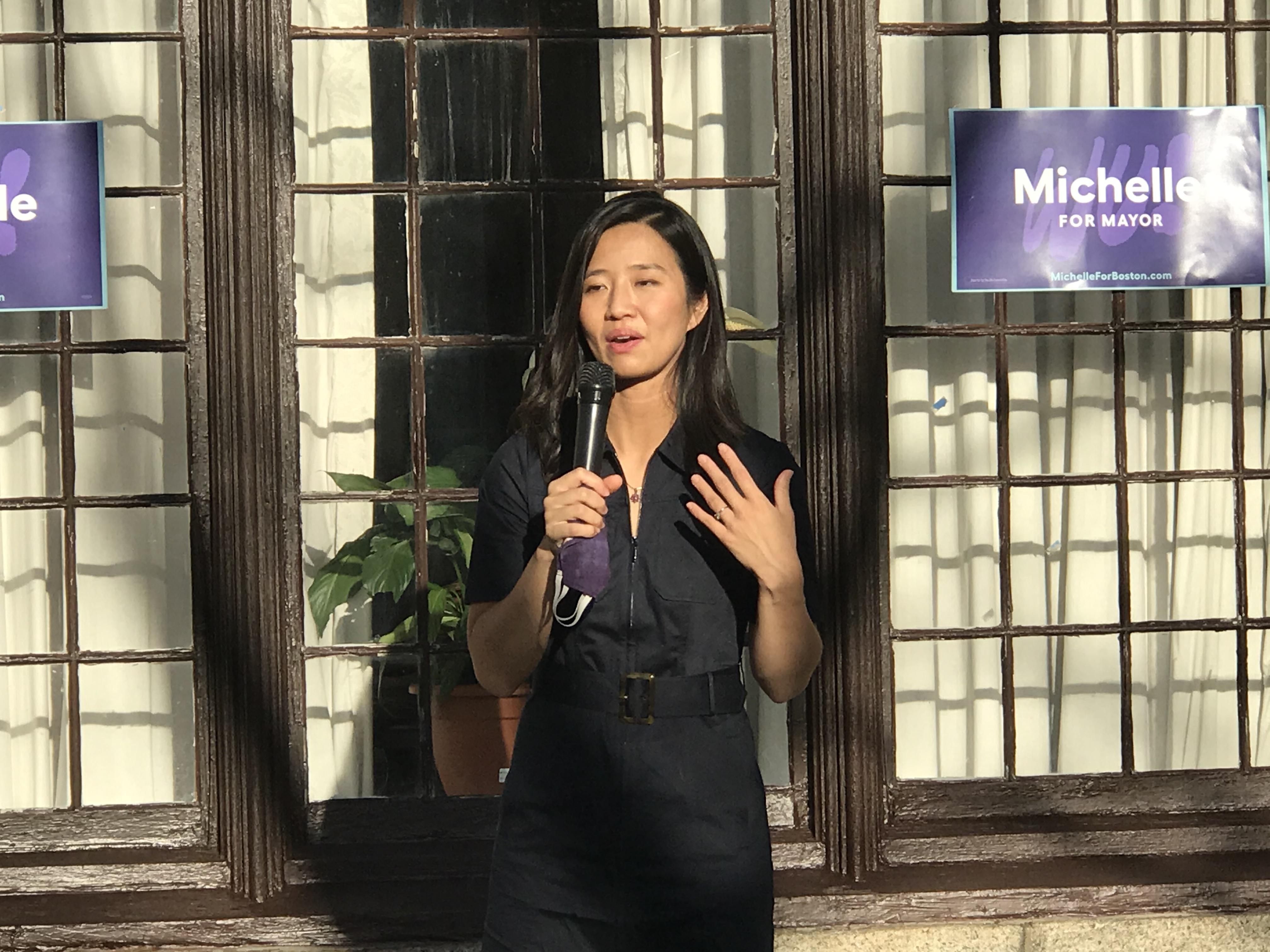 波士顿议员吴弭竞选市长纲领:要将波士顿打造成为全美标杆性城市