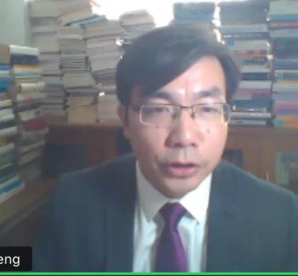 中国政治学者包刚升:若拜登民调优势缩小至5-6%,则特朗普胜率大大增加