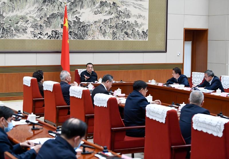 李克强:以刚签署的RCEP协定为契机,建设世界最大自贸区