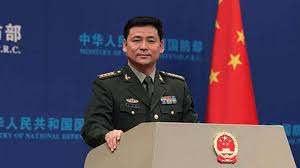 中国国防部:希望中美两军关系健康稳定发展