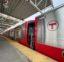 """波士顿地铁红线正式上线运营""""中车制造""""车辆"""