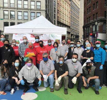 波士顿市议员费连:新的一年继续为华埠社区建设发展提供更优质服务