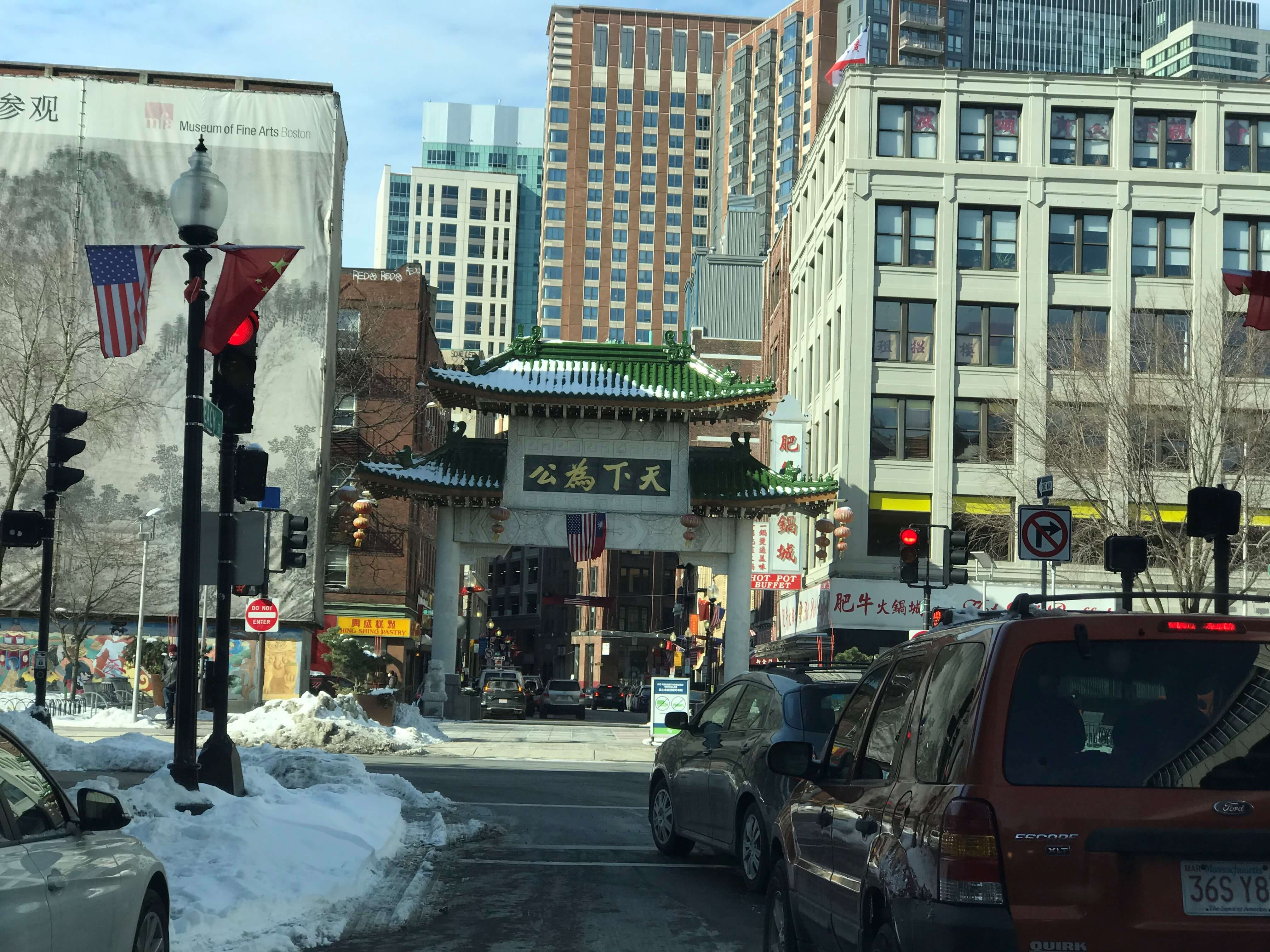 波士顿首届农历新年游行节于21日拉开帷幕 波士顿同源会等将其打造年度新年社区文化