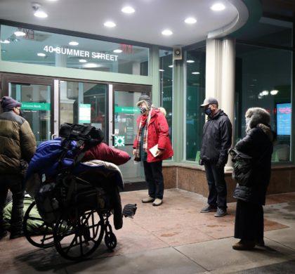 """波士顿奖给17家非营利组织超过3800万美元 为无家可归者提供关键服务以推进""""回家之路"""""""