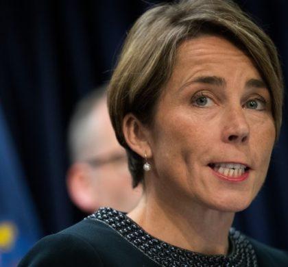麻州总检察长希利发表声明谴责亚特兰大枪击案及反亚裔暴力