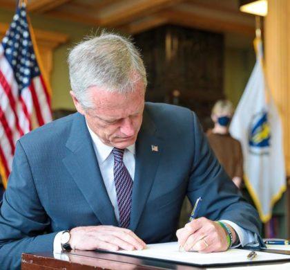 州长贝克发布命令撤销COVID-19限制 5月29日起所有企业和行业将重新开放