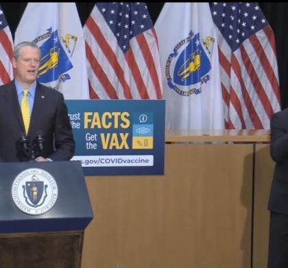 马萨诸塞州提前两个月将于5月29日起对所有行业全面开放