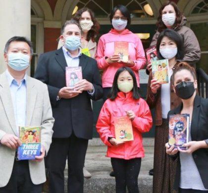 贝镇华协主办庆祝亚太裔传统月活动 重点推进亚太裔历史入贝镇公校教材