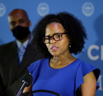"""珍妮市长:""""正推动波士顿朝着更加公正和公平的未来迈进"""""""
