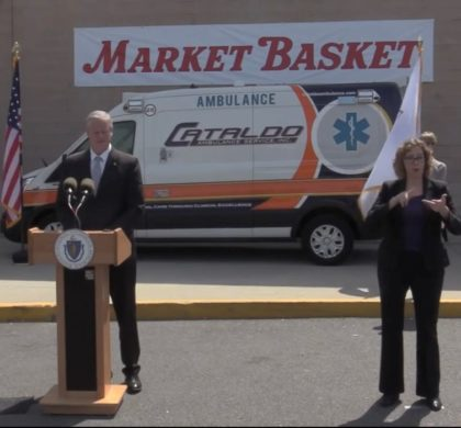 麻州未来两周执行新的大众疫苗接种计划 Market Basket设移动接种点并赠$ 25礼卡