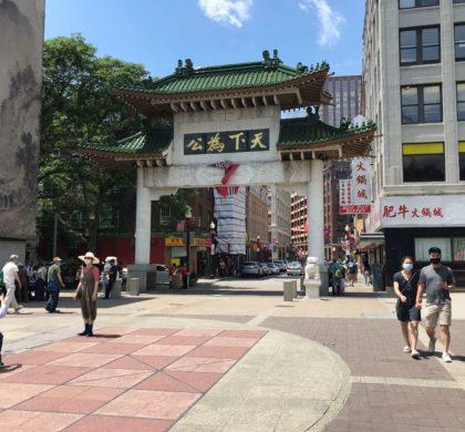 唐人街为波士顿五大最热社区之一 波士顿环境社区会议积极探讨措施