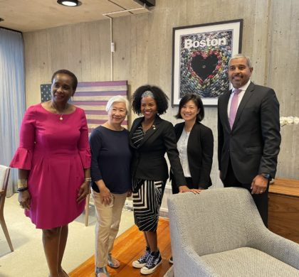 市长表示正在创建健康公平行动团队 以确保 Health Equity Now 计划实施