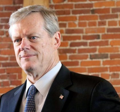 """贝克称CDC新指南是""""重大决定"""" 马萨诸塞州将推出最新口罩指南"""