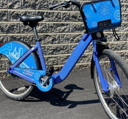 波士顿地区本周庆祝公共自行车共享十年