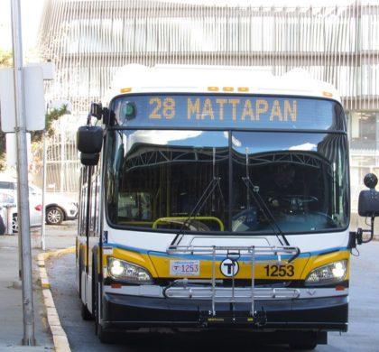 28号巴士路线在今年秋季提供 为期三个月免费票价试点计划