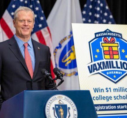 马萨诸塞州COVID-19病例增加 但超过200万居民仍未接种疫苗
