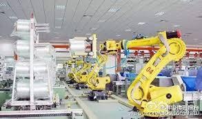中国首个服务机器人全球采购中心启用