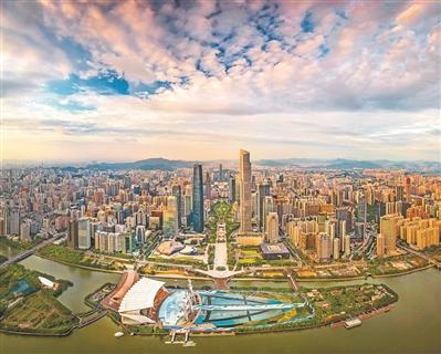 """广州国际""""朋友圈""""已超70城 力争每年新增3-5个友好城市"""