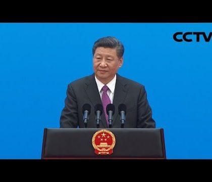 """习近平在第二届""""一带一路""""国际合作高峰论坛记者会上的讲话(全文)"""
