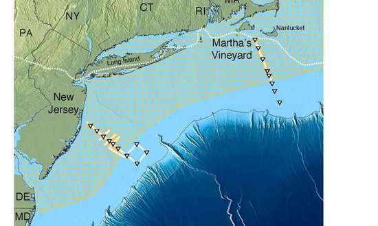 """美国东北沿海海底发现""""大水库"""""""