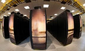 通讯:预测极端天气的超级计算机如何运转——探访美国怀俄明州超算中心