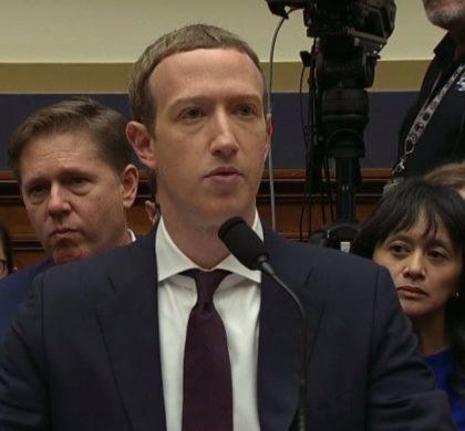 美国四大科技巨头CEO接受国会尖锐诘问 被指打压对手争夺市场